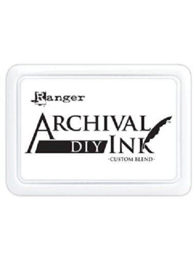Ranger ARCHIVAL DIY Ink Pad Create CUSTOM BLEND Ink Pad AIP48077 Dry Felt Pad