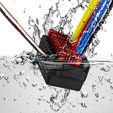 New Original Hobbywing Quicrun WP 860 Dual Brushed Waterproof Motor 60A ESC Car