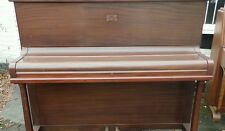 Challen Overstroung upright piano