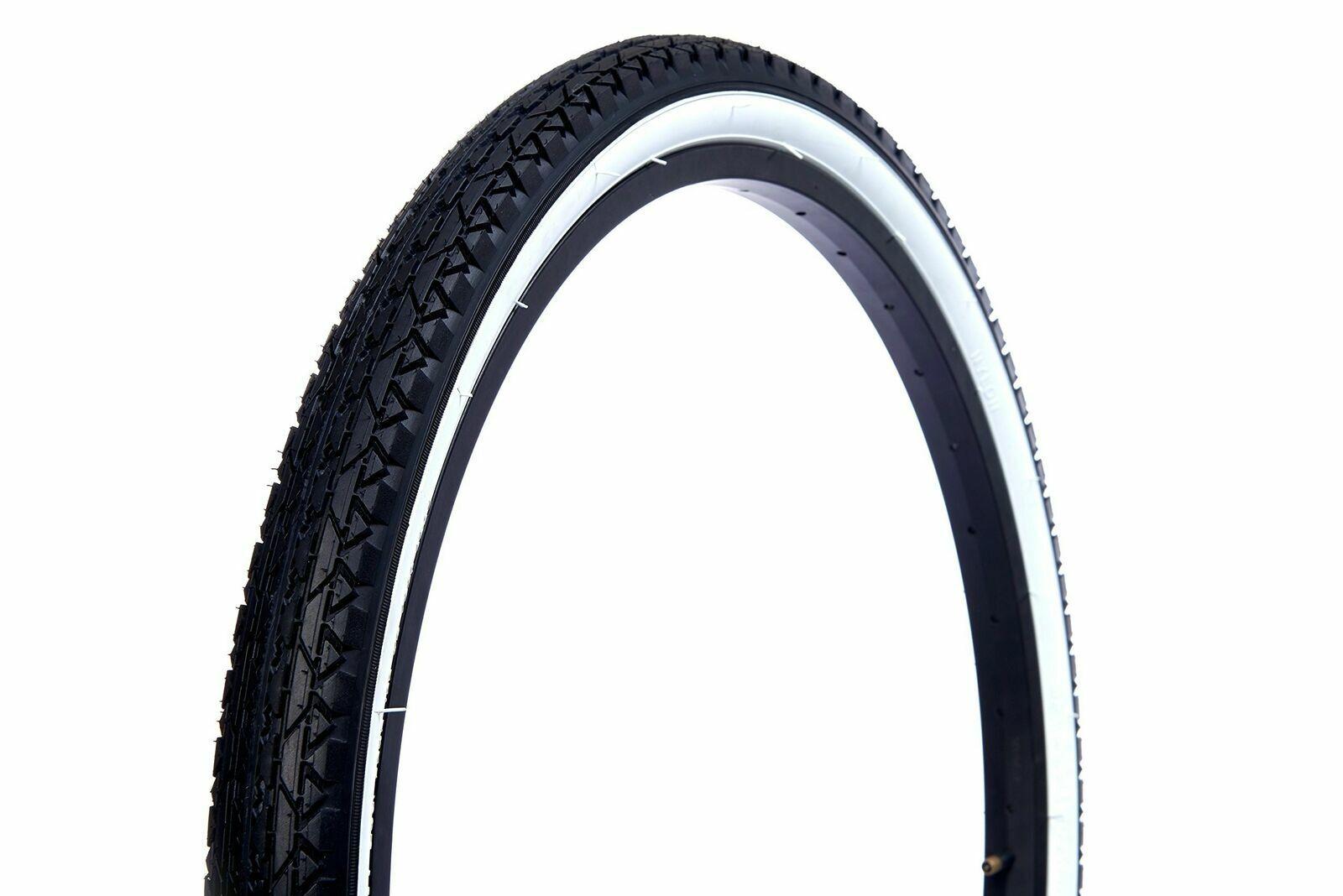 Wanda Beach Cruiser Tires, 26 inch x 2.125 Black with W