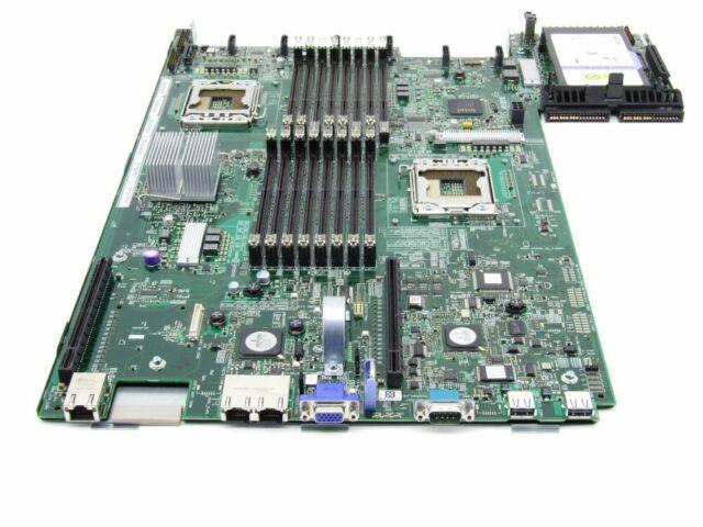 IBM 43V7072 Dual Socket Presa LGA 1366 X3550 X3650 M2 Scheda Madre di Sistema