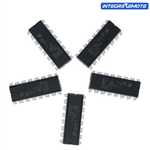 1//2//5//10 L293D L293 Push-Pull 4-Channel Motor Driver DIP-16 Stepper Driver Chip