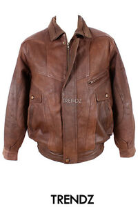 Nicolas Brown Men/'s Retro Hooded Winter Warm Bomber Real Cowhide Leather Jacket