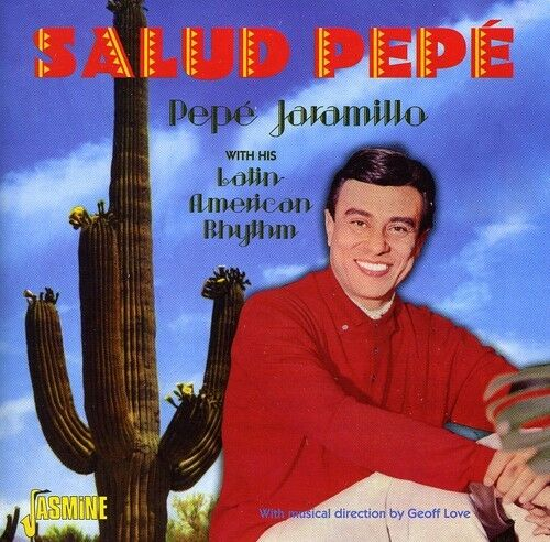 Pepe Jaramillo - Salud Pepe [New CD]