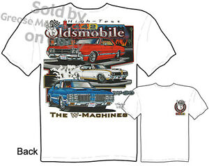 Oldsmobile-T-Shirt-1968-1969-1970-Olds-442-66-67-68-69-70-71-Muscle-Car-Apparel