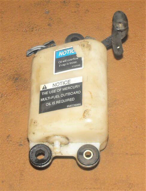 Mercury 185 HP 3.0 L DFI Oil Tank Assembly PN 884525T1 Fits 2000-2013