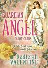 Guardian Angel Tarot Cards Book Radleigh Valentine ISBN 1