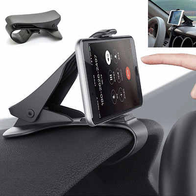 New Universal Car Dashboard Mount Mobile Phone GPS Holder Stand Cradle Mount Hot