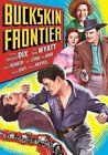 Buckskin Frontier 0089218719393 DVD Region 1 P H