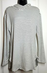 Daily Ritual womens Supersoft Terry Long-sleeve Hooded Pullover