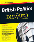 British Politics For Dummies by Julian Knight, Michael Pattison (Paperback, 2015)