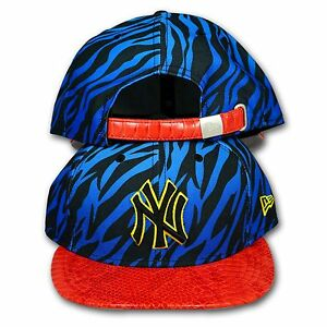 d78ff2b054f Original NEW ERA - 9FIFTY STRAPBACK CAP New York Yankees MLB Jungle ...