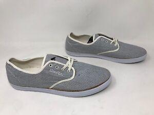 New w  Defects! Men s Emerica Wino Fusion Skate Shoes - Black White ... 84a83c131a