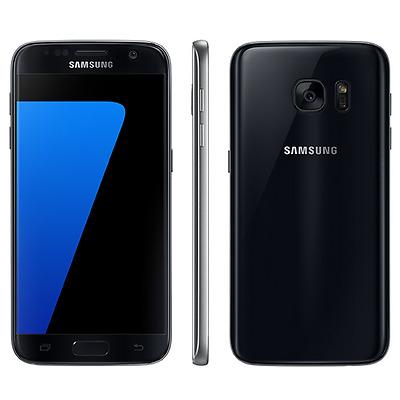 Samsung Galaxy S7 SM-G930T - 32GB (T-Mobile Metro PCS) Smartphone - Black Onyx