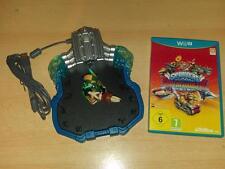 Skylanders Superchargers Nintendo Wii U Game, Portal & Super Tiro Stealth Elf