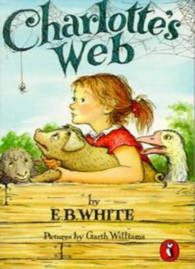 Charlotte's Web By E. B. White, Garth Williams. 9780140301854