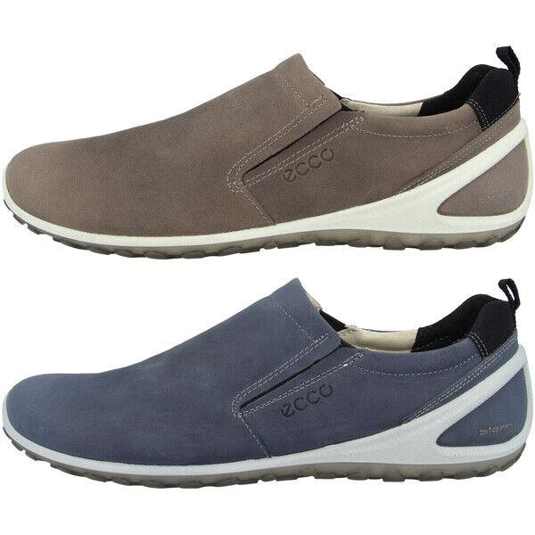 Ecco Biom Lite Schuhe Herren Natural Motion Sneaker Halbschuhe Slipper 802354