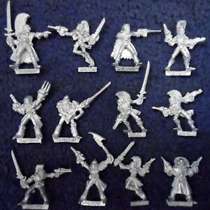 1988 Harlequins Set B Trouper Voleur Trader Eldar Citadelle Arlequin Warhammer 40k