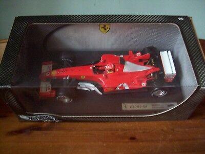 1/18 Michael Schumacher Ferrari 2003 F2003-ga-mostra Il Titolo Originale
