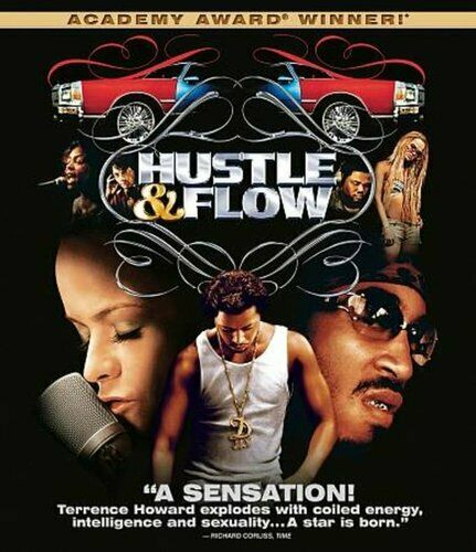 Hustle and Flow BLU-RAY NEW