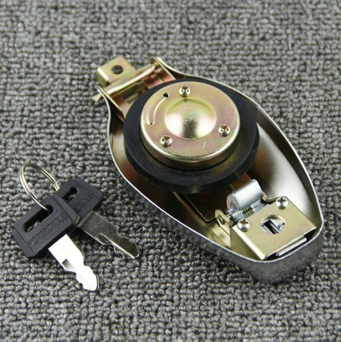Fuel Gas Tank Cap Key For Yamaha TX500 TX650 TX750 73-74 RD400 SR500 RX100 RX125