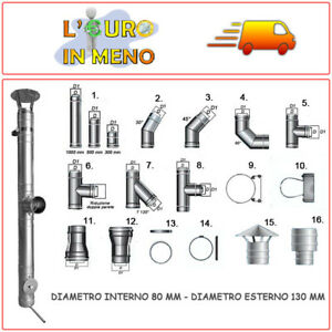 TUBI-INOX-CANNA-FUMARIA-DOPPIA-PARETE-COIBENTATO-DIAMETRO-INT-80-MM-EST-130-MM