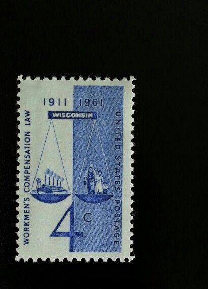 1961 4c Workmen's Compensation Law, 50th Anniversary Sc