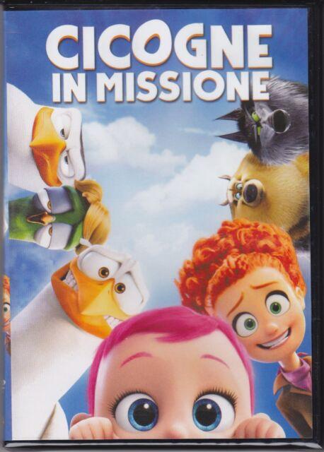 DVD Cigüeñas en Misión Nuevo 2016