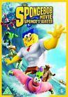 Spongebob Movie Sponge out of Water 5014437600530 With Antonio Banderas DVD