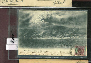 LEEWARD-ISLANDS-POSTCARD-DESTRUCTION-OF-ST-PEIRRE-MOV11