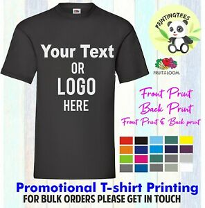 Estampada-Camiseta-promocional-Personalizado-Personalizado-Estampado-Camiseta-Hombres-Mujeres