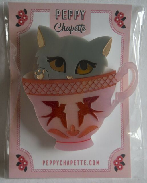 Brooches New Fashion Peppy Chapette