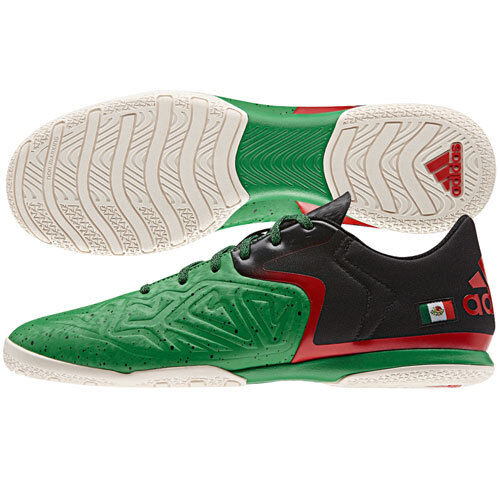 adf0a63f7f25 adidas X 15.2 Court Brazil Brasil Indoor Soccer Shoes Aq2525 US 10.5 UK 10  for sale online
