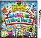 Nintendo 3ds Moshi Monsters Moshlings Theme Park UK PAL 3dsxl 2ds