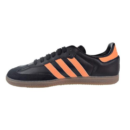 Size 10 - adidas Samba OG Black Orange
