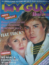MY GUY MAGAZINE 12/3/83 - DOLLAR - BANANARAMA - ABC