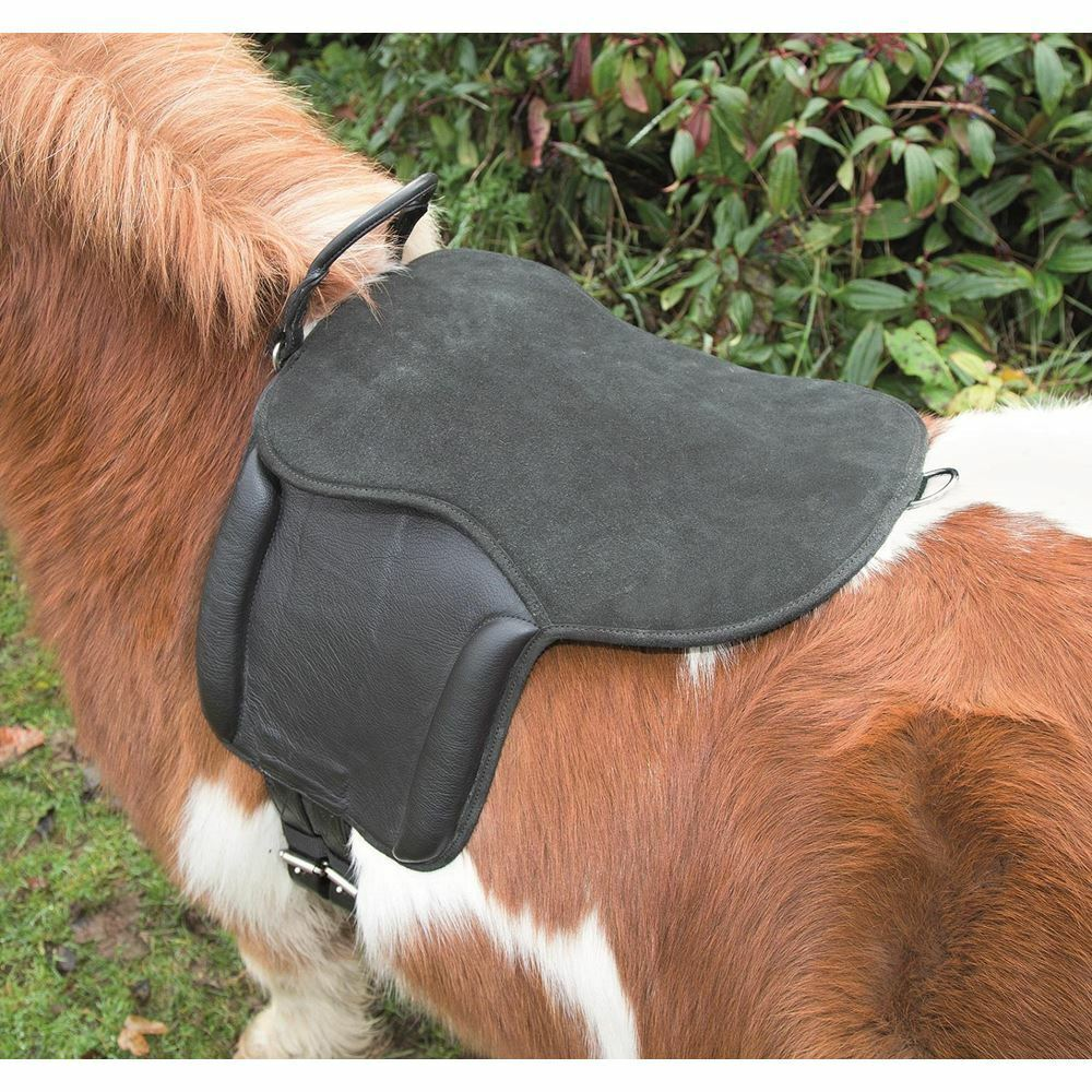 Shires Aviemore Pony Pad   Saddle - negro or Havana