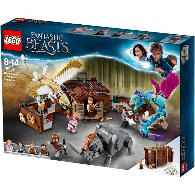 Fantastic Beasts Lego 75952 For Ages 8-14