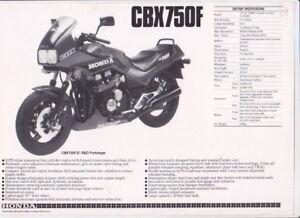 1983-84-HONDA-CBX750-R-amp-D-Prototype-1-page-Black-amp-White-Brochure