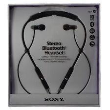 Sony SBH80 NFC Multipoint Stereo Bluetooth V3 AptX Headset Splashproof Earphones