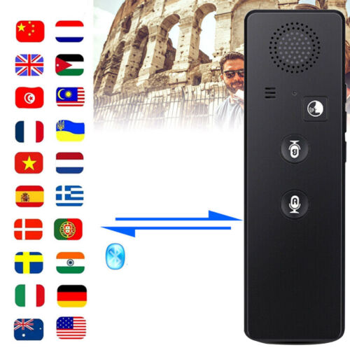 Languages Translator T3 Translaty MUAMA Enence Smart Instant Real Time Voice 40