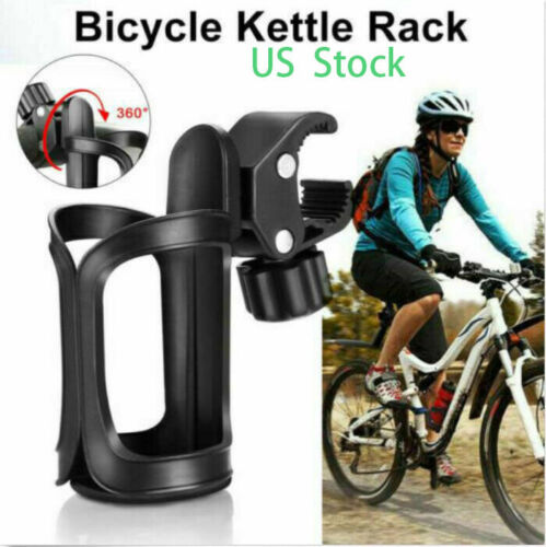 Holder Mount Drink Cycling Beverage Water Bicycle Handlebar Bottle Cage Bike Cup