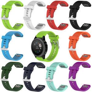 Correa-de-silicona-banda-recambio-para-Garmin-Fenix-22mm-Reloj-935-5