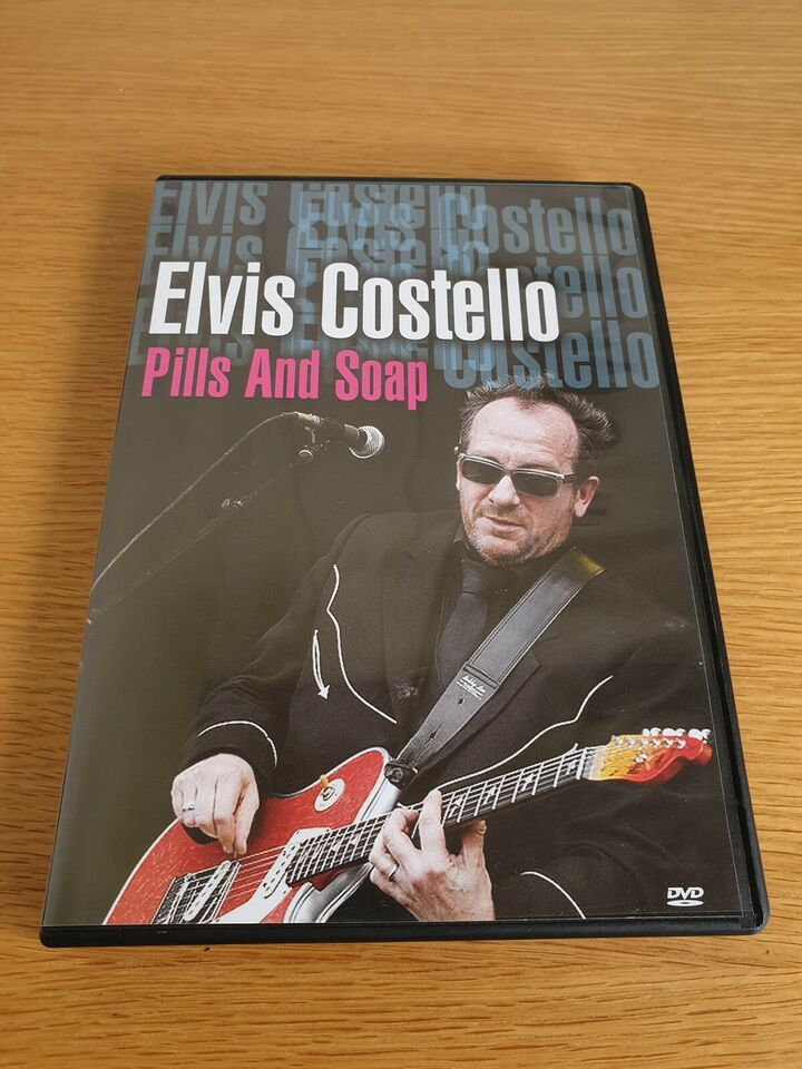 Elvis Costello - Pills And Soap, DVD, andet