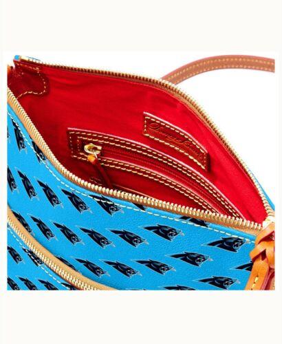 Details about  /DOONEY /& BOURKE WOMEN/'S CAROLINA PANTHERS CROSSBODY SHOULDER BAG BLUE