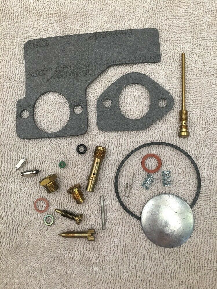 Briggs /& Stratton OEM 394698 replacement kit-carb overhaul