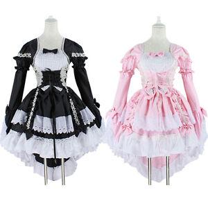 Cute Anime Victorian Dresses