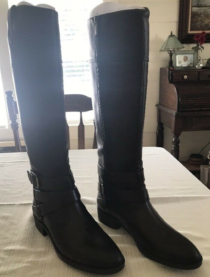 benvenuto a scegliere Vince Camuto Ladies Leather stivali Dimensione 7.5 7.5 7.5 M - NEW IN BOX  alta quaità