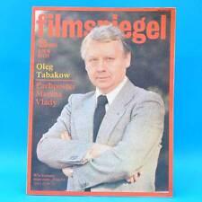 DDR Filmspiegel 25/1980 Terence Hill Marina Vlady Pan Tau Otto Simanek U Thein M