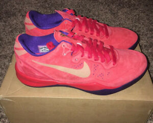 291269aaae71 Nike Kobe 8 EXT Year Of The Snake YOTS Red Suede BNIB DS Rare (only ...